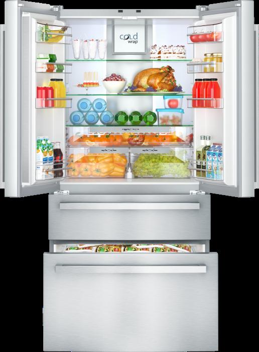 Jakie innowacyjne funkcje posiadają lodówki?