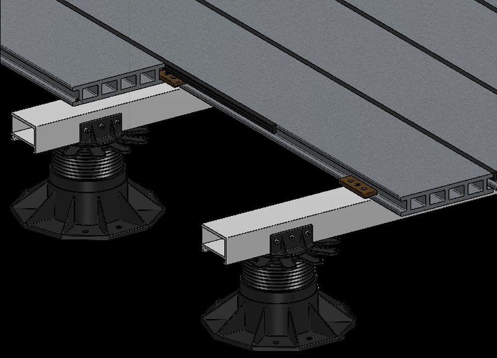 Solidne podstawy, czyli legary z aluminium od JAF