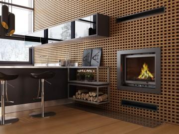 Jaki wybrać kominek w domu energooszczędnym i pasywnym?