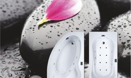 Pomyśl o wannie z hydromasażem