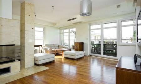 Zainteresowanie apartamentami w stolicy