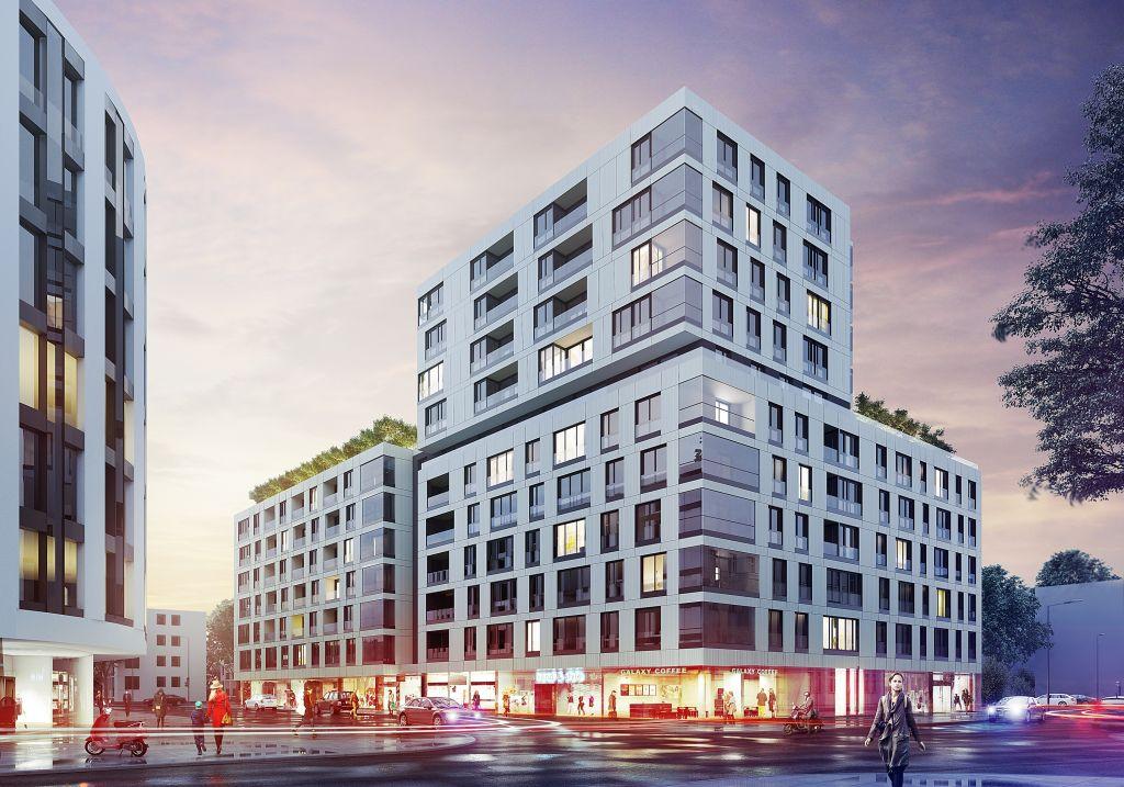 Inwestycje mieszkaniowe z pasażem handlowym