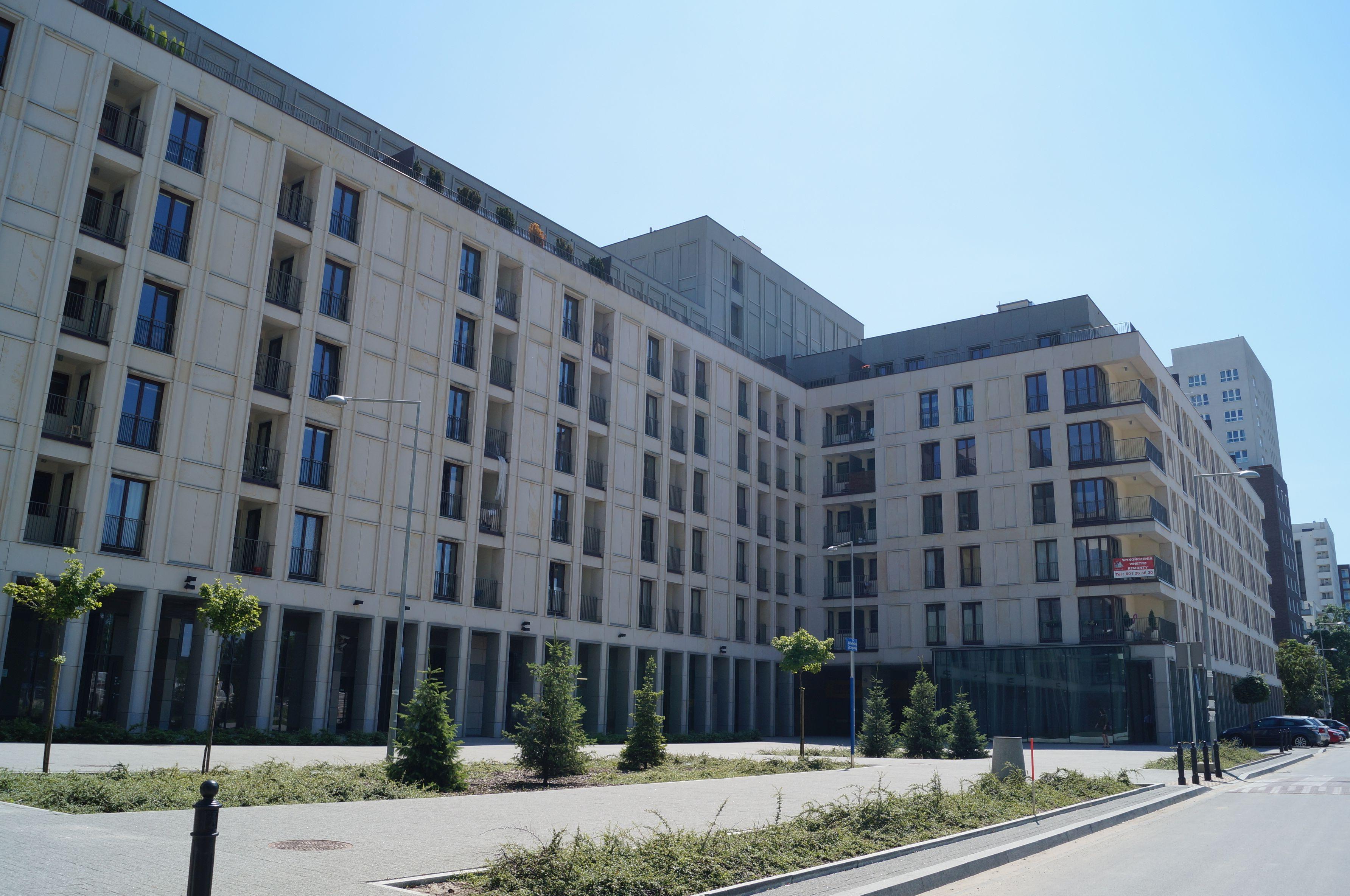 W Warszawie nie zaprzestaje się inwestycji