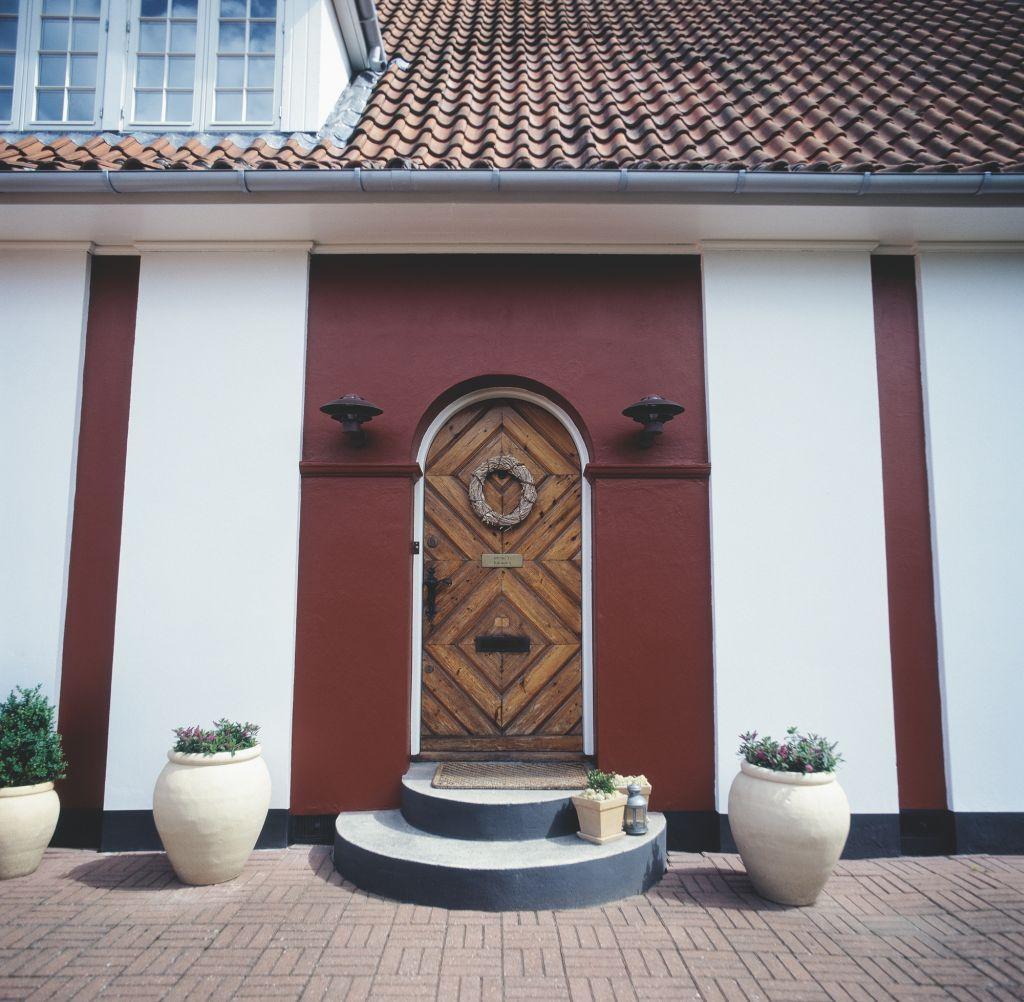 Jak podkreślić architekturę budynku?