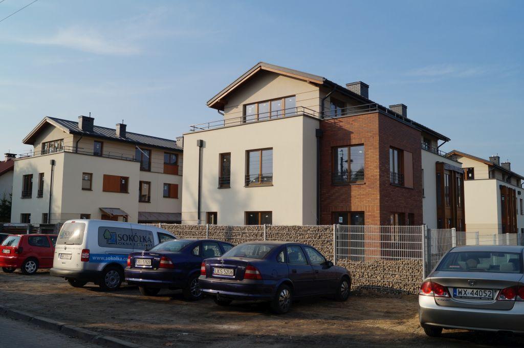 Mieszkania z widokiem na Wisłę