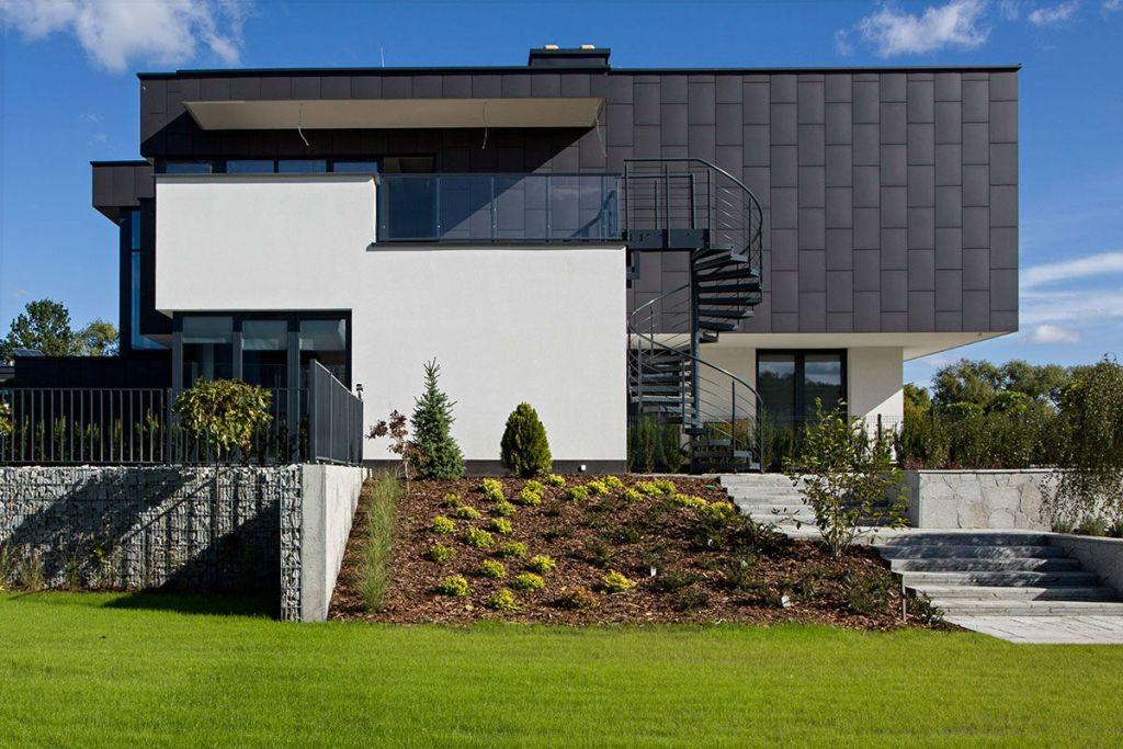 Duży taras – luksusowy dodatek do apartamentu