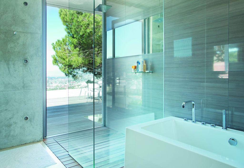 5 rzeczy, które musisz wiedzieć o kabinie prysznicowej walk-in