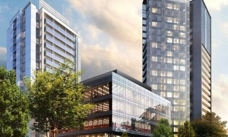 Które osiedla powstają przy centrach biurowych?