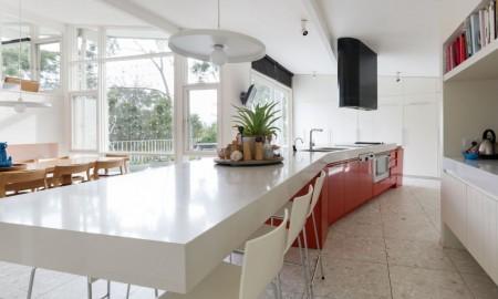 5 nieoczywistych zastosowań betonu we wnętrzach mieszkalnych