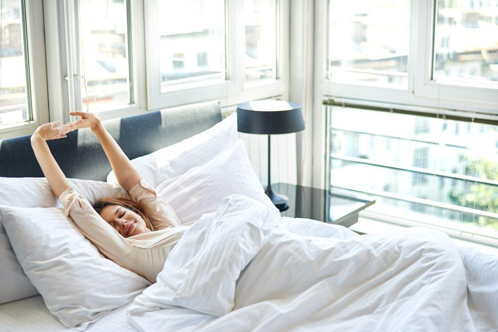 Przygotuj się! 5 postanowień noworocznych w sypialni