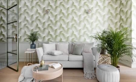 Urban Jungle – styl botaniczny w pięknym mieszkaniu w Sopocie