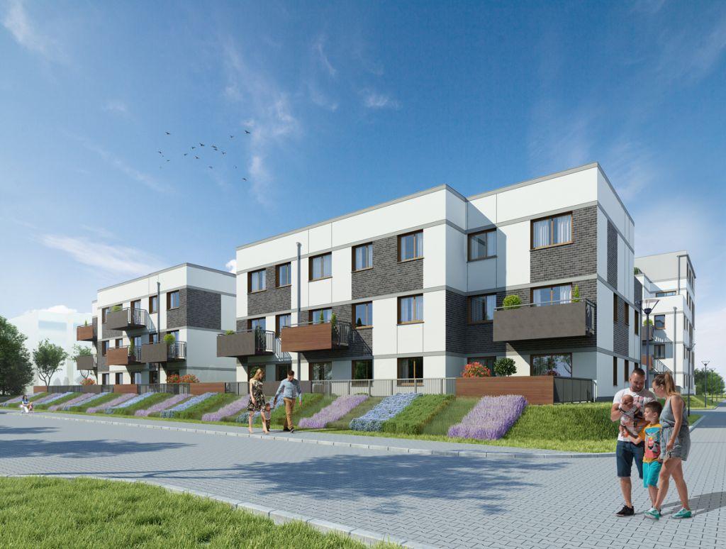 Jaka grupa klientów kupuje pierwsze mieszkanie?