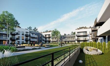 Ostatnie wolne mieszkania w inwestycji Zielonki Residence