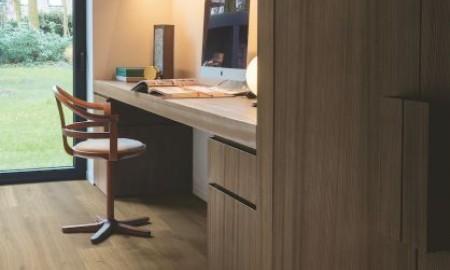 Strefa wellness w domowym biurze