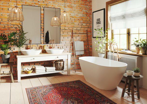 Łazienka jak z Instagrama